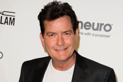 Charlie Sheen announces he's one-year sober with photo of chip