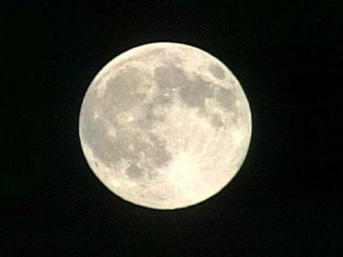 October offers a 'blue moon' on Halloween