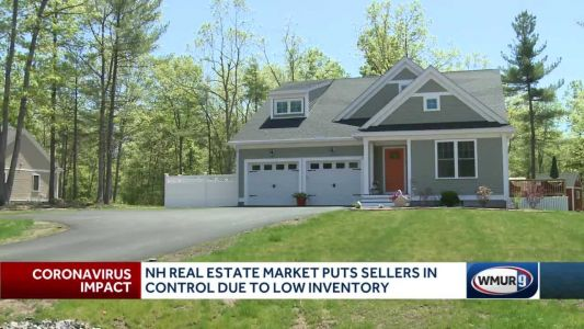 Home sales don't slow down during pandemic