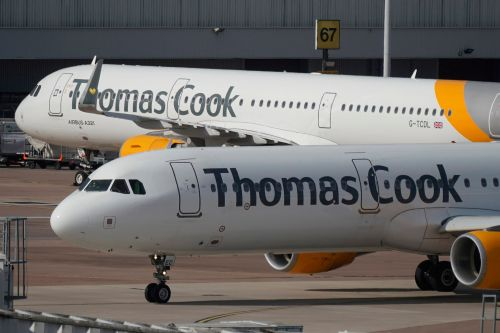 Passengers aboard final Thomas Cook flight donate thousands to plane's crew
