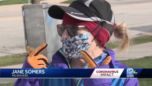 Milwaukee residents have mixed feelings on wearing masks