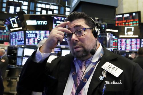 Dow Falls 545 Points In 6th Straight Day Of Market Losses