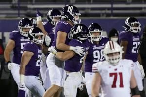 Ramsey, No. 19 Northwestern top No. 10 Wisconsin 17-7