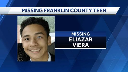 State police are looking for missing Franklin County teen