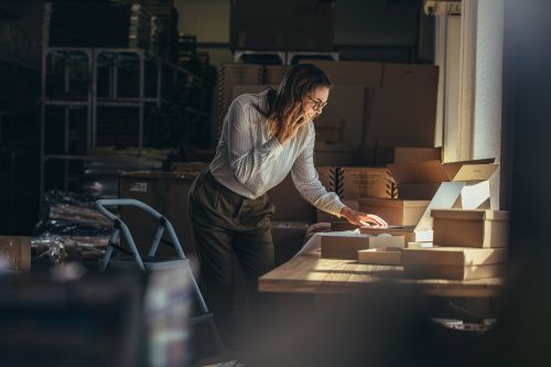 More than half of female small business owners say men have it easier