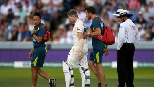 Ashes 2019: Australia talisman Steve Smith to take no further part in second Test