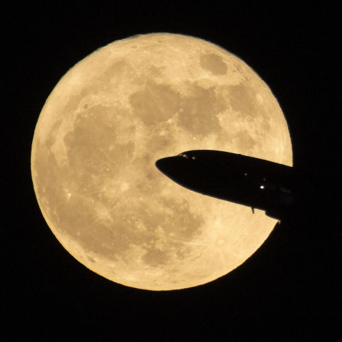 Watch Live 2 pm ET: Slooh Webcast of the Super Worm Moon Equinox
