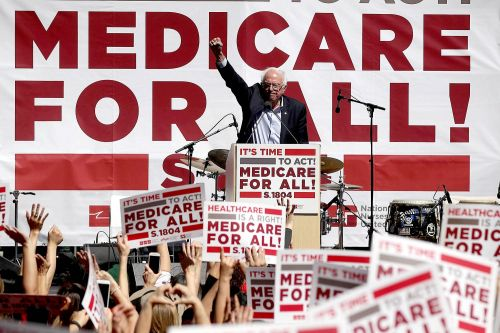 'Medicare for All' is the only way to battle insurance greed