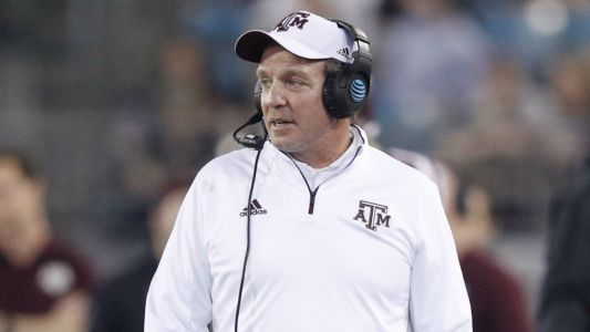 Texas A&M's Jimbo Fisher after AD's departure: 'I plan on being here a long time'