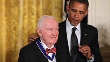 Obama Remembers Former Supreme Court Justice John Paul Stevens