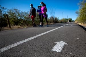 Photos: Tucson's popular Tumamoc Hill re-opens with some changes