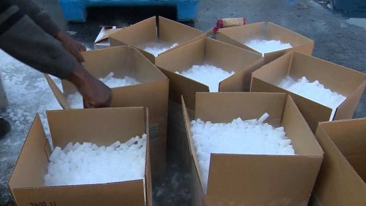 Mass. company seeing surge in dry ice demand due to COVID-19