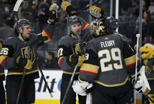Pacioretty scores twice, Golden Knights top Canucks 6-3
