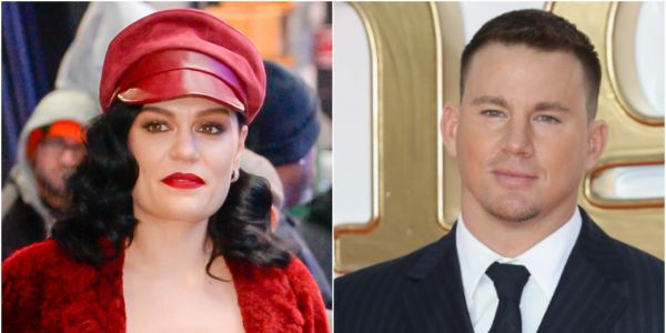 Channing Tatum is back together with Jessie J and he flipped out after someone said he looked worse with her than with Jenna Dewan