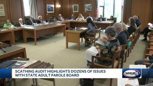 Parole board members say they need help to address issues found in audit