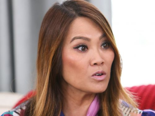 Dr. Pimple Popper treated a woman with multiple fluid-filled cysts clustered around her eyes