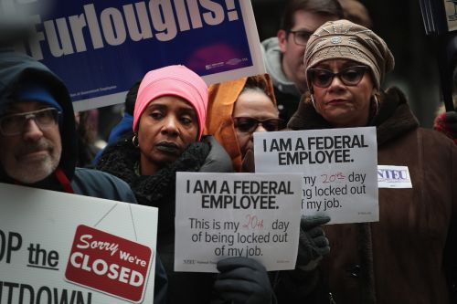 Federal workers score legal win over pay halt during 2018-19 shutdown
