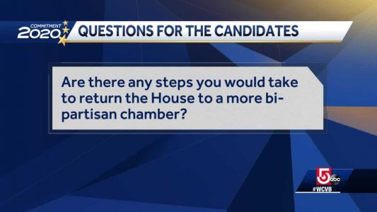 What will candidates for the 7th Congressional District do to make the House more bipartisan?