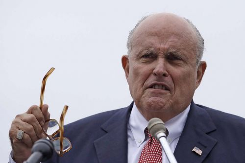 Another man is arrested in probe of Giuliani associates