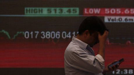 Worst week since '08 crisis: Indian stocks tumble as coronavirus fears grip global markets, plunging Sensex by over 1,100 points