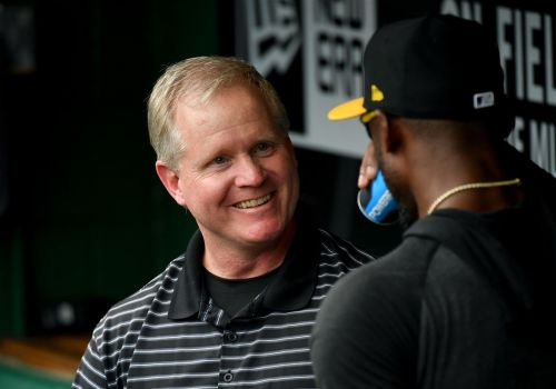 Neal Huntington addresses the Pirates pitching problems