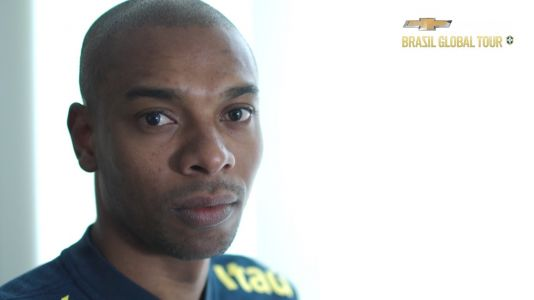 Fernandinho: Playing for Brazil was a dream - now I want the World Cup