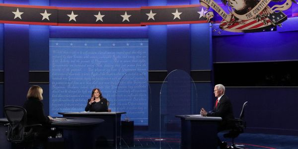The biggest moments from the 2020 vice presidential debate between Mike Pence and Kamala Harris