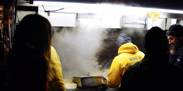 New York City wants you to know how sanitary your favorite hot dog stand is