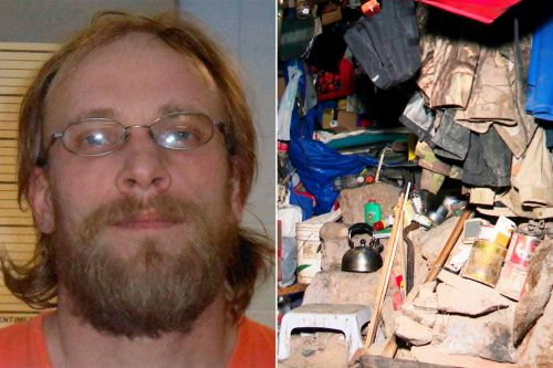 Wisconsin child porn fugitive hid out in makeshift bunker for over 3 years