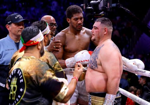 Undertrained, overweight, and partying for 3 months: Andy Ruiz Jr. rolls out the excuses after losing world titles to Anthony Joshua