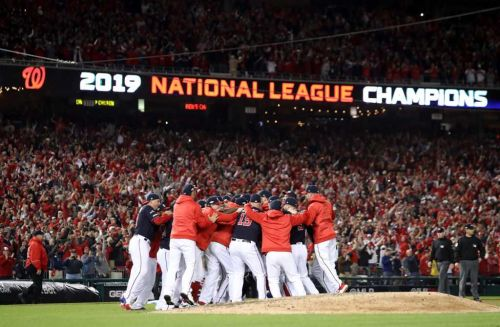 Nationals head to first ever World Series after sweeping of Cardinals