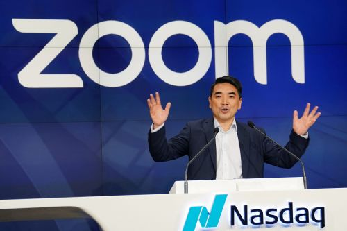 Zoom CEO Eric Yuan says he's enjoyed working longer hours during the pandemic - and that his net worth jumping to $20 billion hasn't changed his life all that much