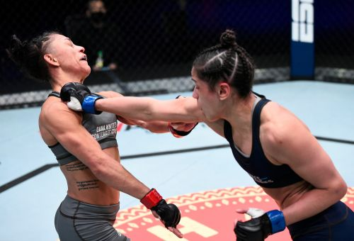 Following DWCS 36 win, Victoria Leonardo says she's ready for the UFC's best at 125 pounds
