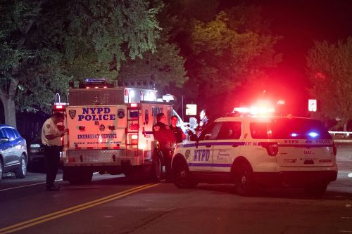 Two teens struck in separate shootings as NYC gun violence continues