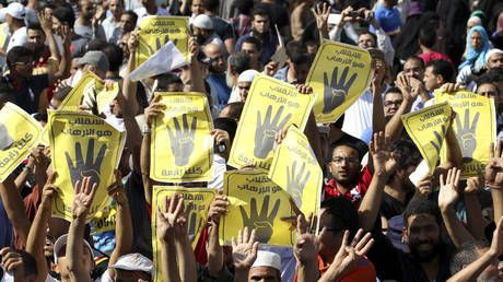 Former Muslim Brotherhood leader sentenced to life in prison over incitement of violence in 2013 protests