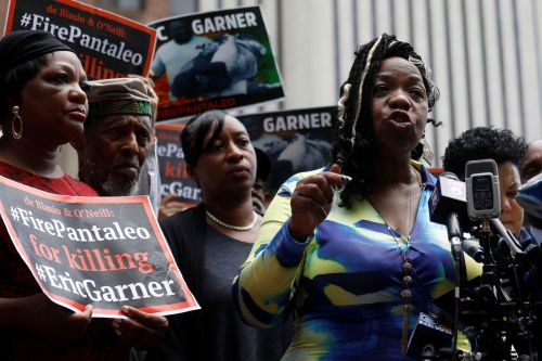Eric Garner's family rips DOJ decision not to charge Daniel Pantaleo
