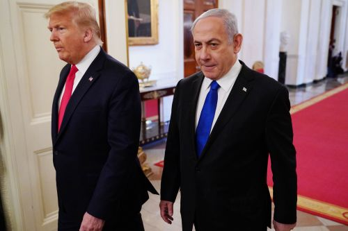 Trump, Netanyahu unveil plan for 'two-state' Israel-Palestine peace