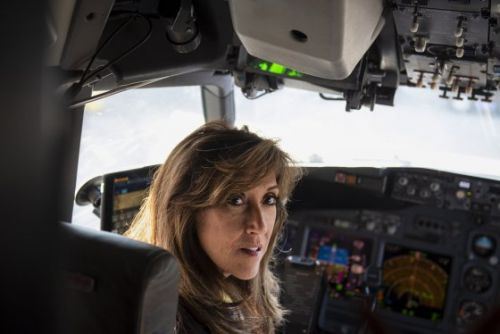 Tammie Jo Shults Was Once Told Girls Don't Become Pilots. Here's How She Became One of the Navy's First-and a National Hero