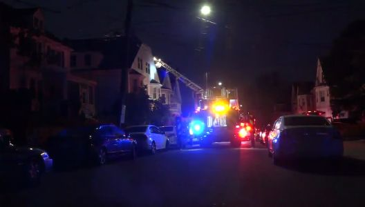 Man was selling drugs 'in plain view' during fire, police say