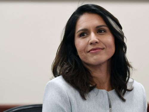 Tulsi Gabbard is suing Hillary Clinton for defamation, claiming 'Russian asset' comments caused $50 million in damages