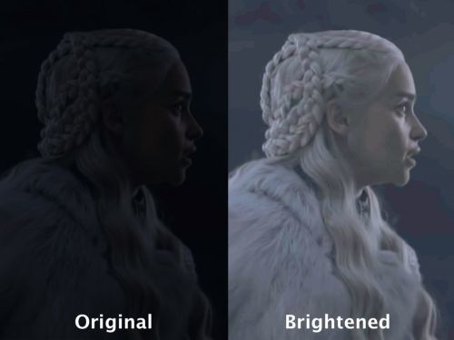 Why 'Game of Thrones' has become so dark you can barely see the characters sometimes