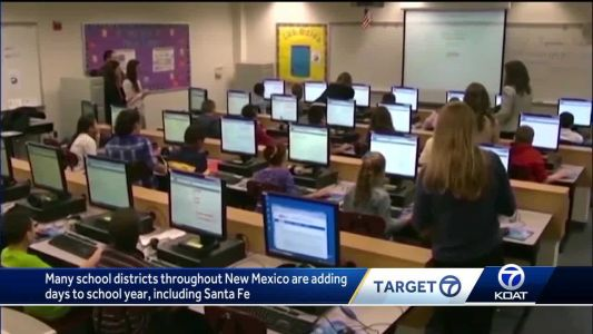 School year for many districts throughout state will become longer