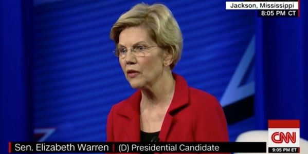 Elizabeth Warren wants to eliminate the Electoral College and let the popular vote decide presidential elections
