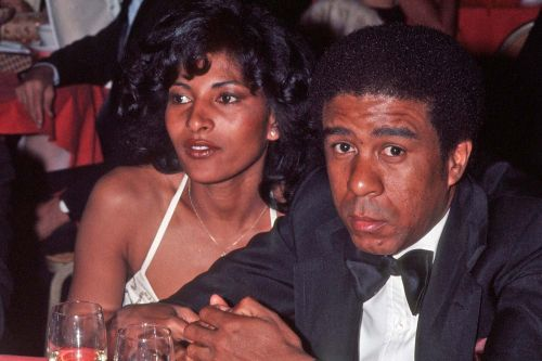 Pam Grier and Richard Pryor were almost the first Brangelina