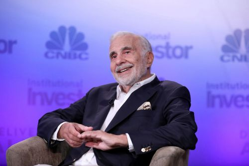 Carl Icahn to lease office space close to his private-island home: sources