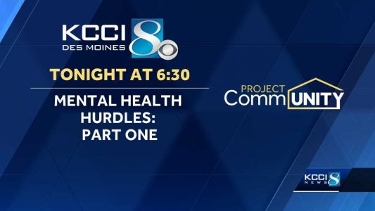 Mental health the focus of KCCI CommUNITY special tonight