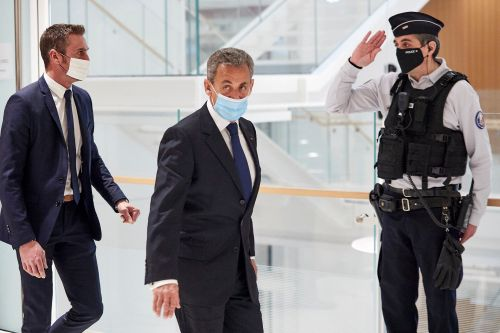 France's Sarkozy convicted of corruption, sentenced to jail