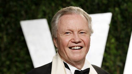 'Don't be fooled by the left': Jon Voight calls Trump greatest president since Lincoln