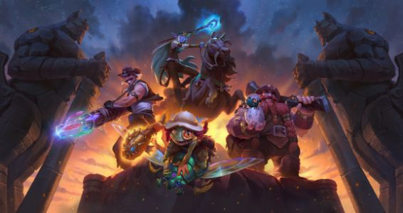 Hearthstone's Saviors of Uldum expansion brings back Quests and the League of Explorers