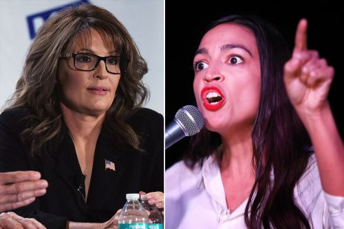 Sarah Palin slams Ocasio-Cortez for misidentifying government branches